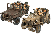 14 Foto Collectible Figures Military Vehicles Pyramid Of Gifts