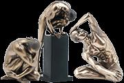 28 Foto Desktop Figures Nude Men Pyramid Of Gifts