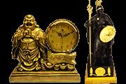 32 Foto Interior Clock Buddha Goddess Athena Pyramid Of Gifts