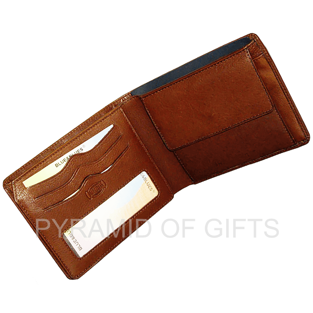 Фото - кожаный портмоне – аксессуар для мужчины - Pyramid Of Gifts