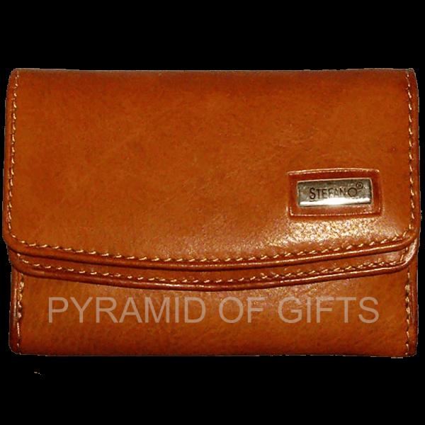 Фото - кожанный кошелек – аксессуар для мужчины - Pyramid Of Gifts