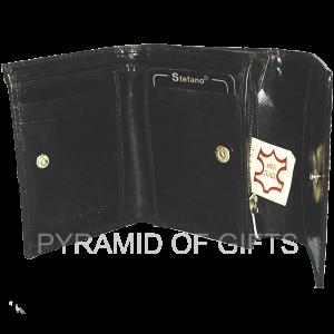 Фото - кожаный кошелек – аксессуар для мужчины - Pyramid Of Gifts