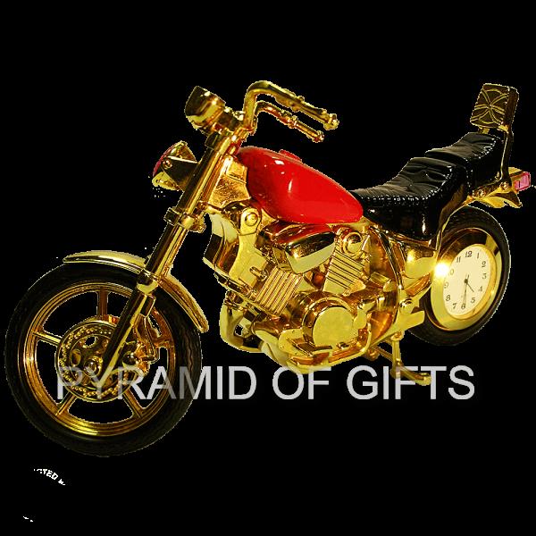 Фото - Настольные часы Чоппер - мотоцикл - Pyramid Of Gifts