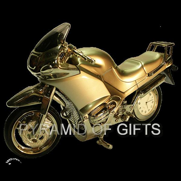 Фото - Настольные часы Байк - мотоцикл - Pyramid Of Gifts