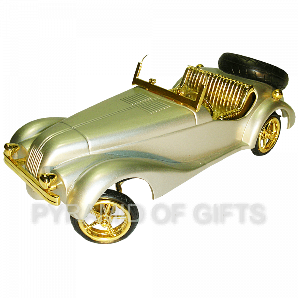 Фото - Настольные часы в виде авто - Pyramid Of Gifts