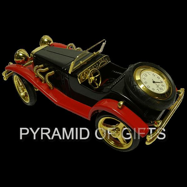 Фото - Настольные часы в виде автомобиля - Pyramid Of Gifts