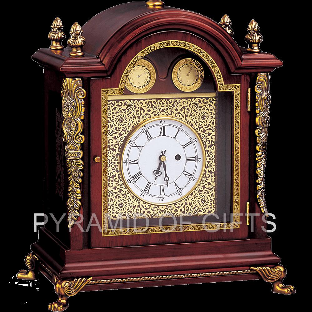 Фото - Настольные часы (каминные) «England Clock» - Pyramid Of Gifts