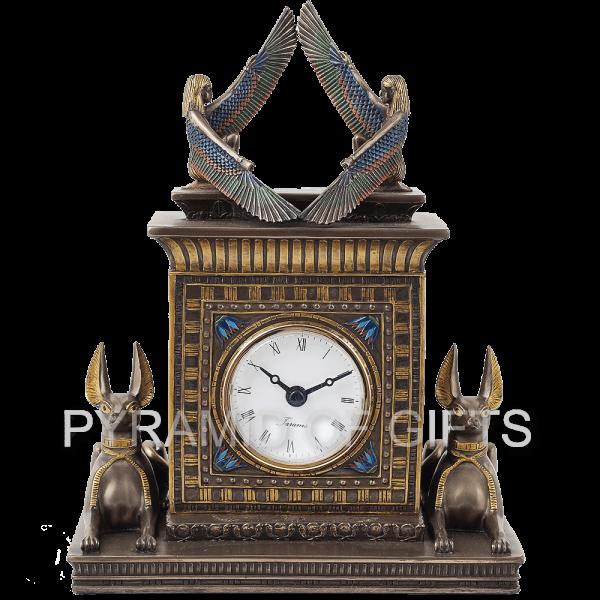 Фото - настольные часы Анубис - Pyramid Of Gifts
