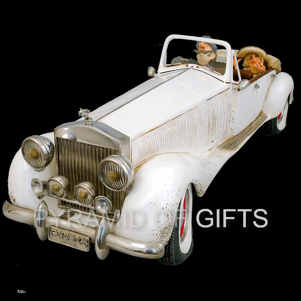 Фото - коллекционная статуэтка Роллс-Ройс - Pyramid Of Gifts