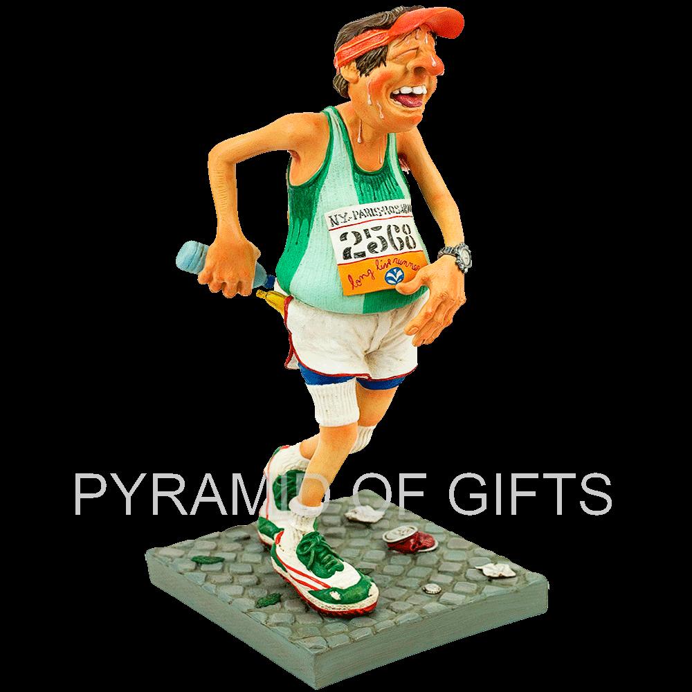 Фото - фигурка бегун - Pyramid Of Gifts
