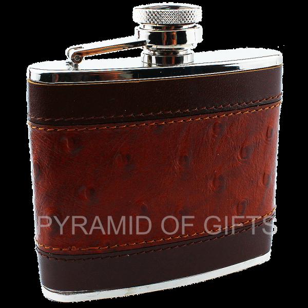 Фото - фляжка для алкоголя 4oz - Pyramid Of Gifts