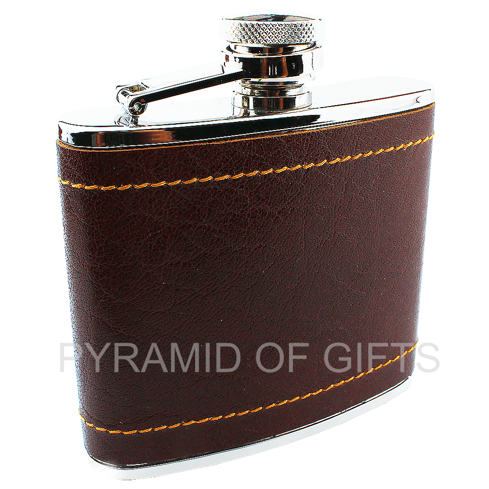Фото - фляжка для алкоголя 4oz - Pyramid Of Gifts