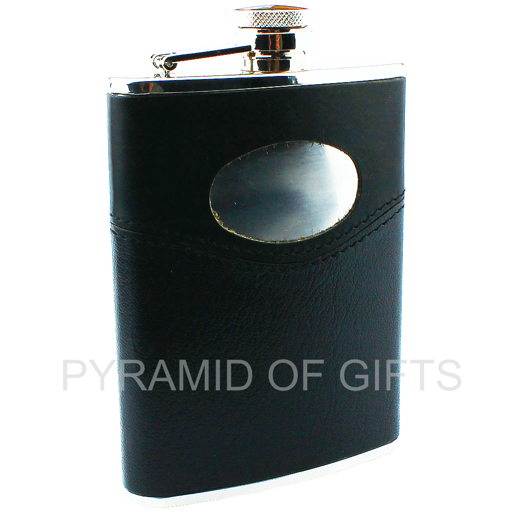 Фото - фляжка для алкоголя 6oz - Pyramid Of Gifts