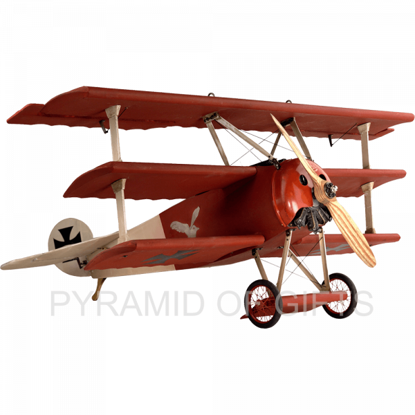 "Фото - модель ""Фоккер"" – Красный Барон – (Триплан) - Pyramid Of Gifts"