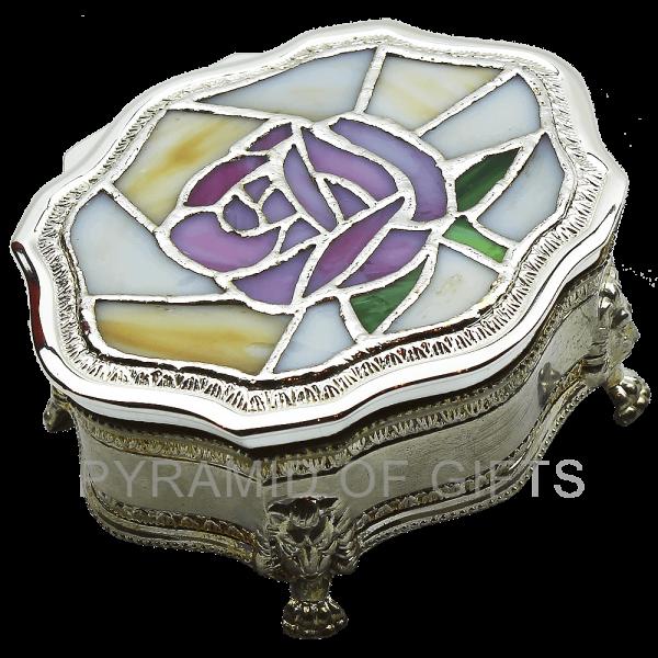 Фото - ювелирная шкатулка овальной формы - Pyramid Of Gifts