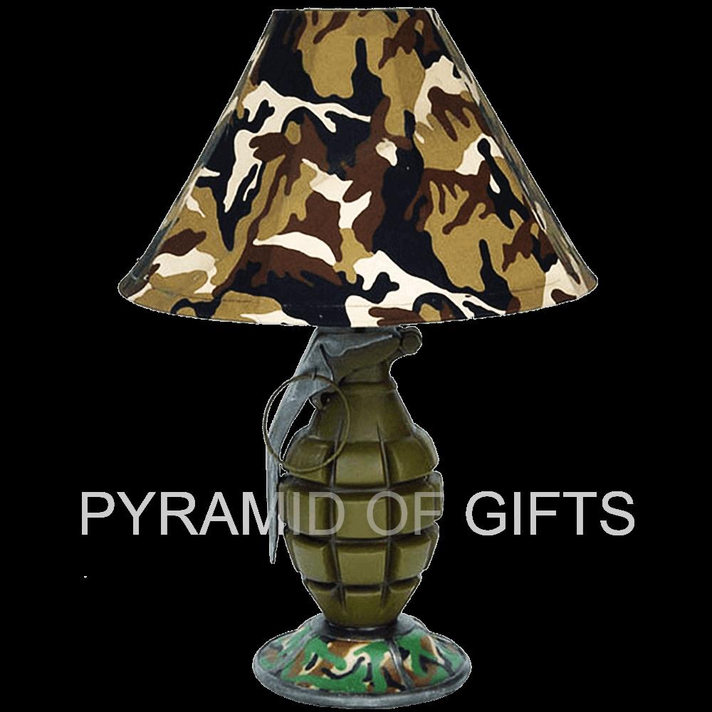 Фото - интерьерная лампа – Граната - Pyramid Of Gifts