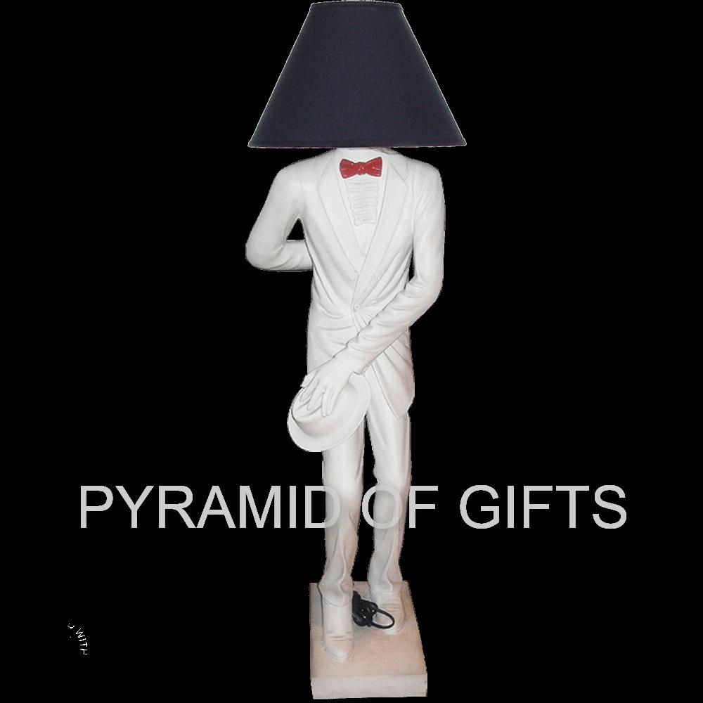 Фото - интерьерная лампа – Мужчина - Pyramid Of Gifts