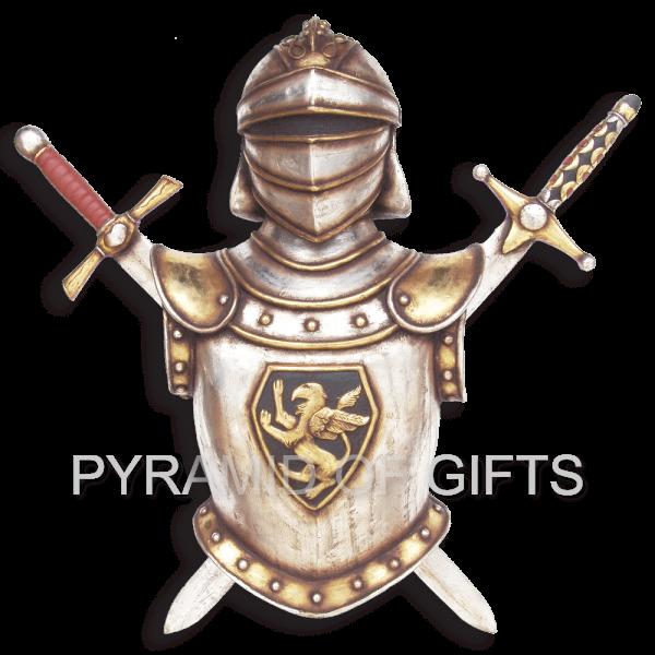 Фото - рекламная фигура – Рыцарские доспехи – 17 век - Pyramid Of Gifts