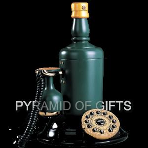 Фото - домашний телефон ретро – настольный телефон бутылка - Pyramid Of Gifts
