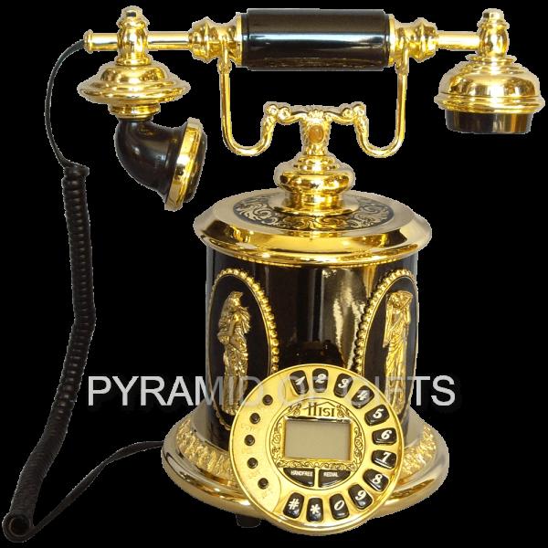 Фото - проводной телефон ретро стиля - Pyramid Of Gifts