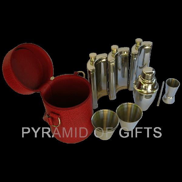 Фото - набор для коктейлей – походный - Pyramid Of Gifts