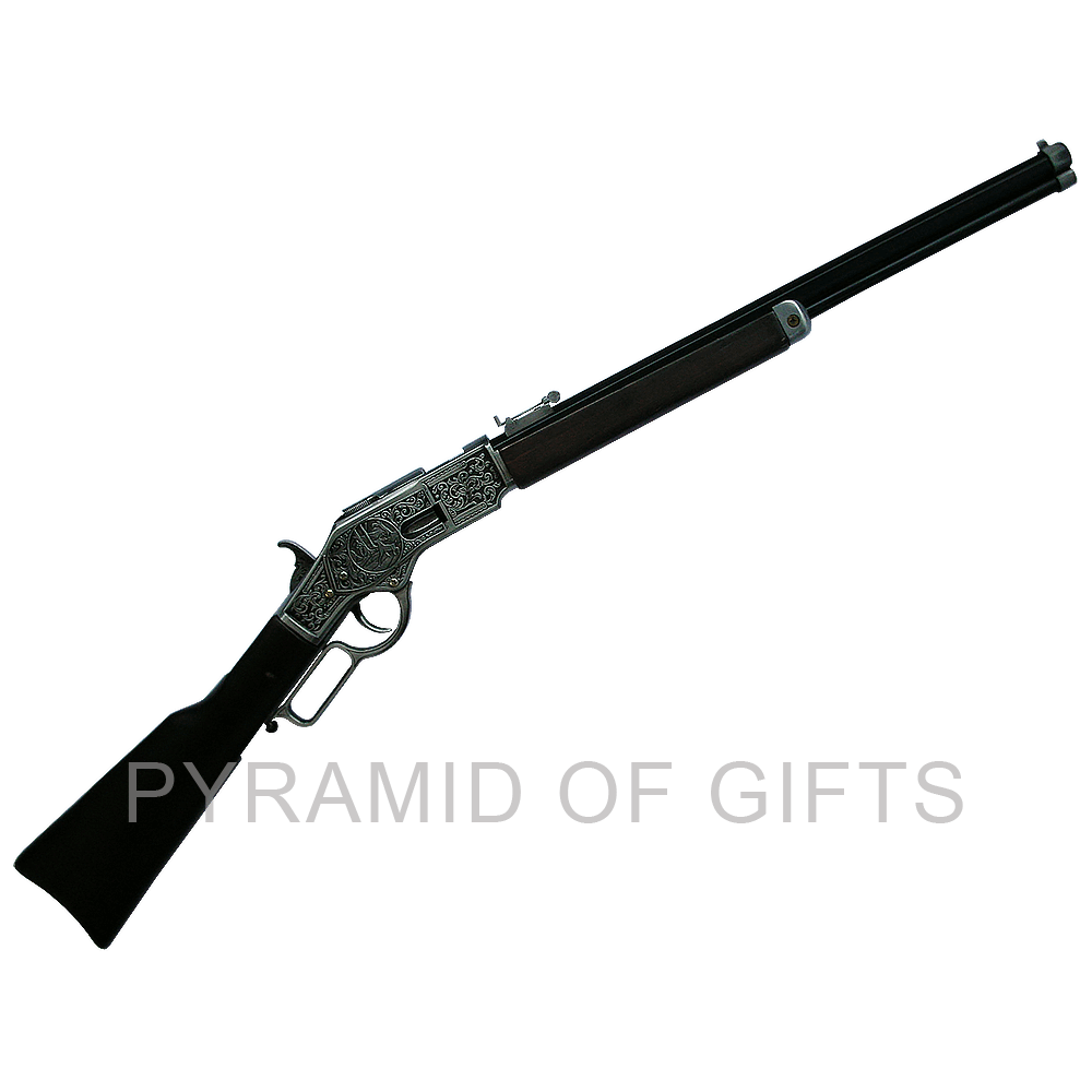 Фото - сувенирное ружье Винчестер – Америка 18 век - Pyramid Of Gifts