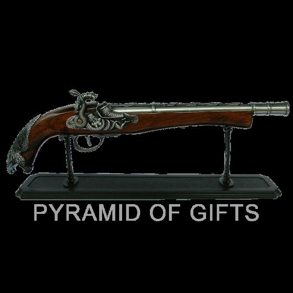 Фото - подарочный пистолет – фентази - Pyramid Of Gifts