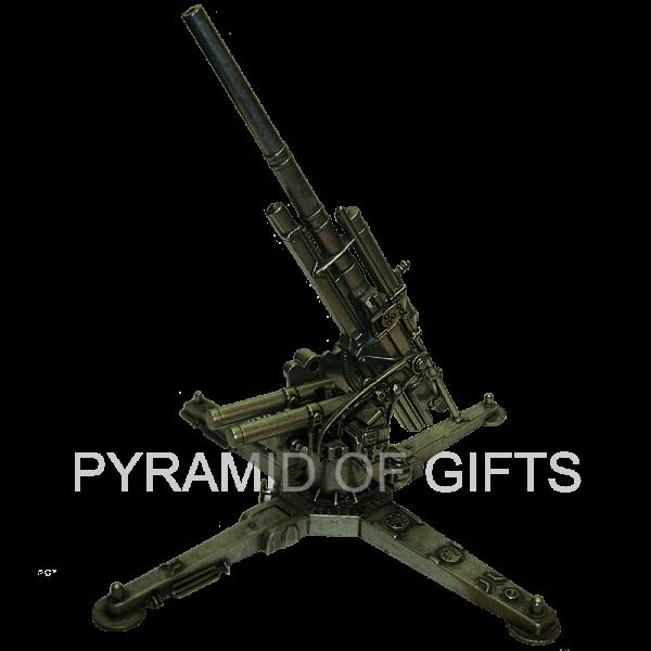 Фото - Немецкая зенитная пушка 88-мм – сувенирная, военная - Pyramid Of Gifts