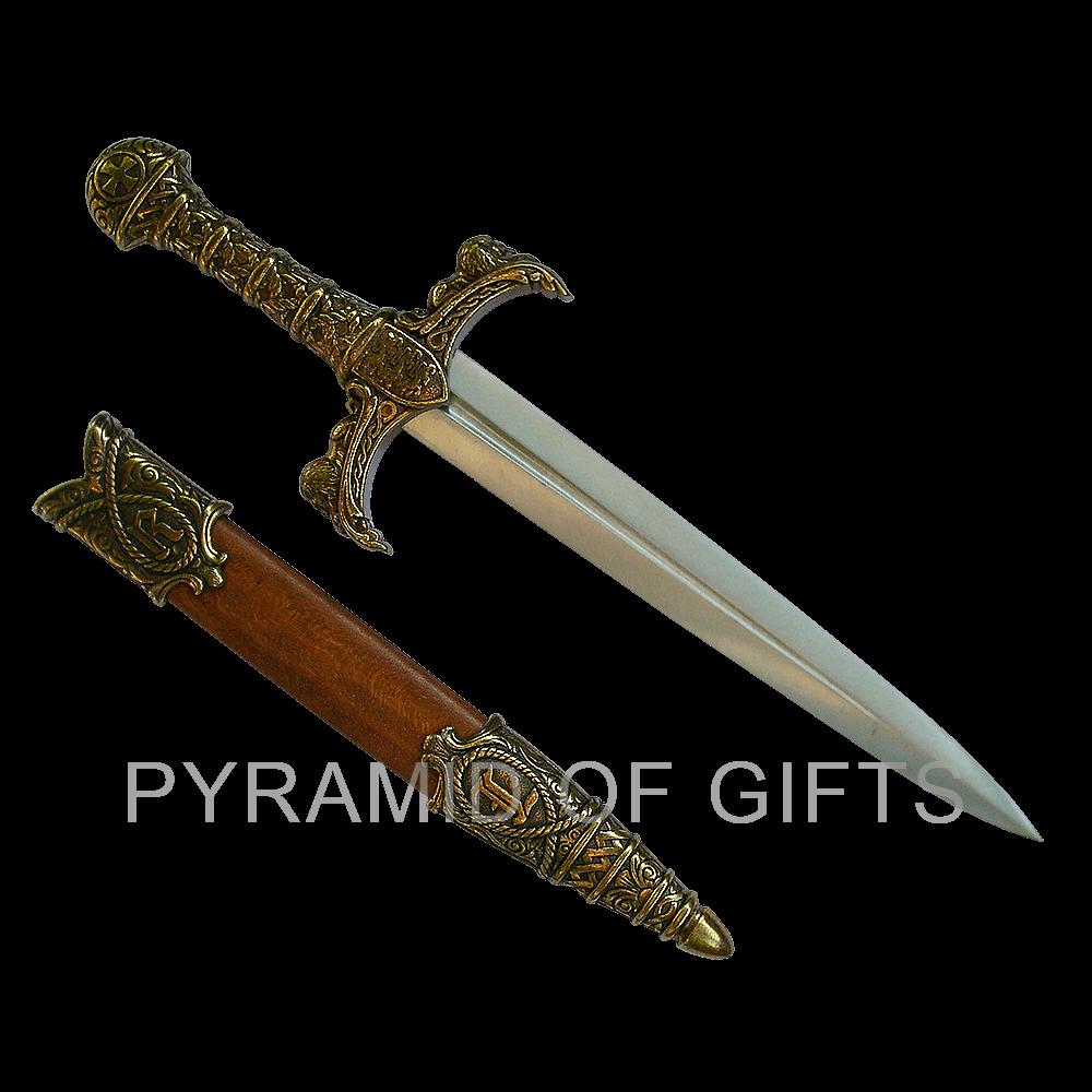 Фото - подарочный кинжал – Ричард Львиное сердце - Pyramid Of Gifts