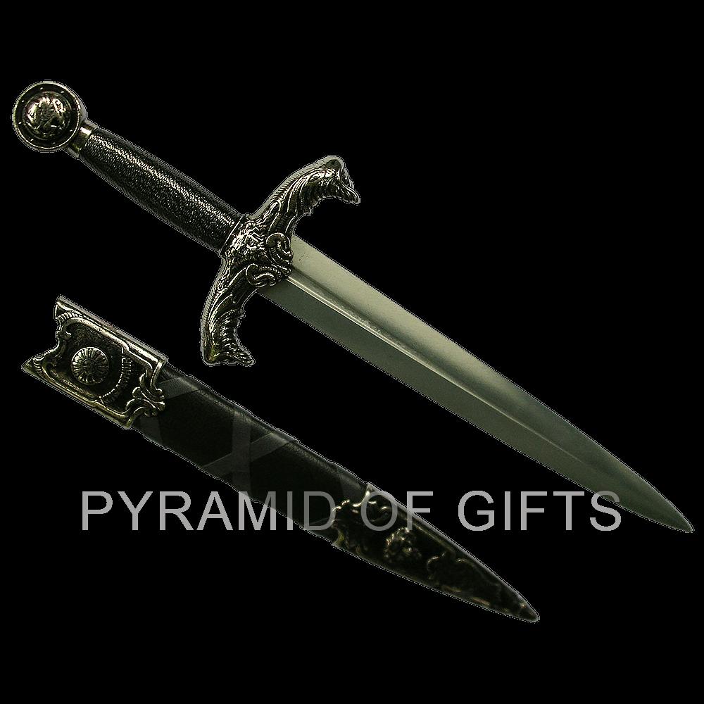 Фото - красивый кинжал Короля Артура - Pyramid Of Gifts