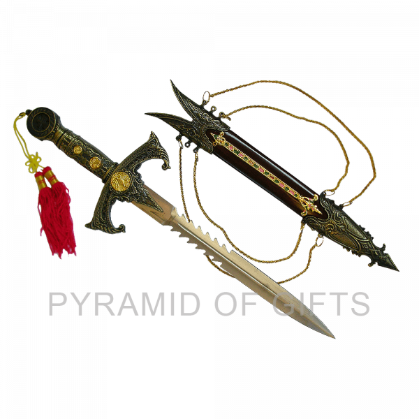 Фото - красивый кинжал - Pyramid Of Gifts