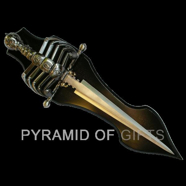 Фото - декоративный кинжал – скорпион фентази - Pyramid Of Gifts