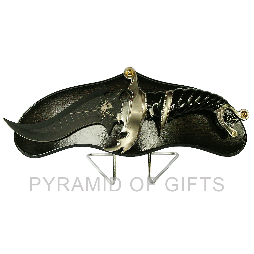 Фото - сувенирный кинжал – паук фентази - Pyramid Of Gifts