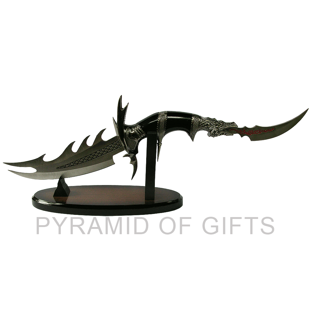 Фото - сувенирный кинжал – дракон фентази - Pyramid Of Gifts