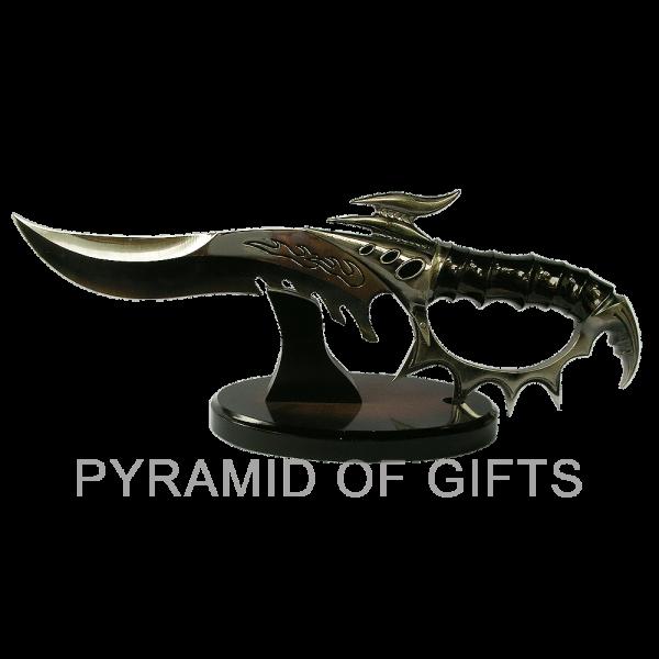 Фото - подарочный кинжал – дракон фентази - Pyramid Of Gifts