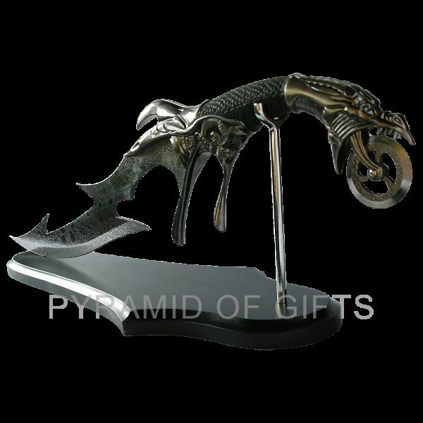 Фото - подарочный нож байкера - Pyramid Of Gifts