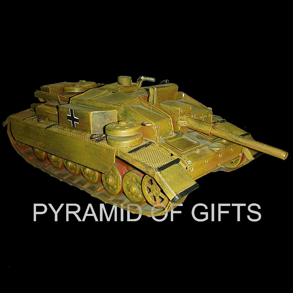 Фото - сувенирная модель - военный немецкий танк - Pyramid Of Gifts