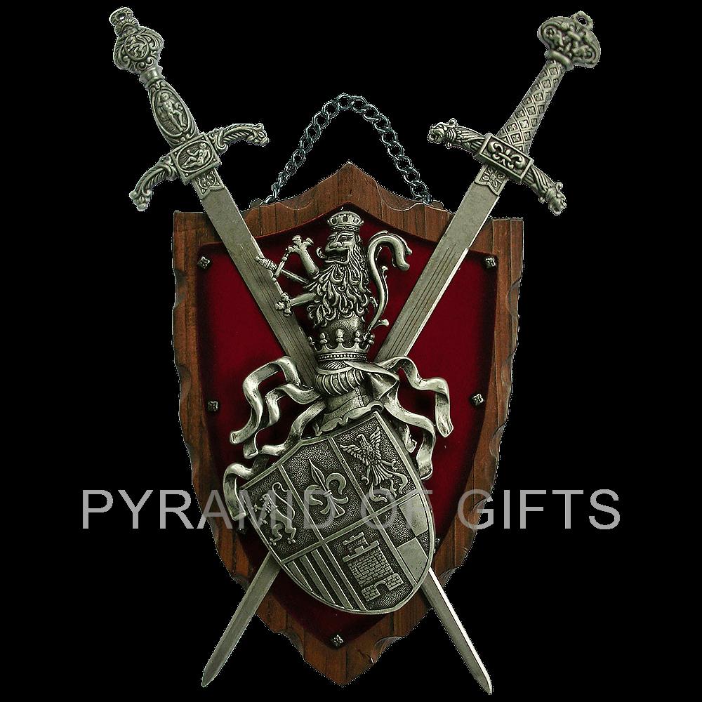 Фото - средневековый герб - Pyramid Of Gifts