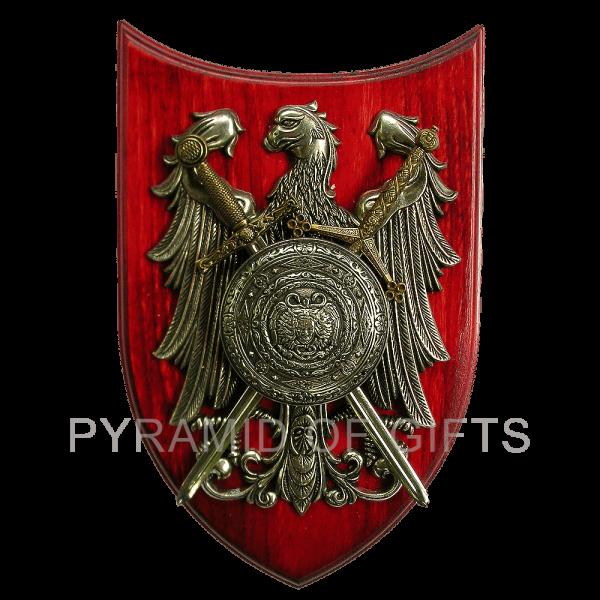 Фото - геральдический герб - Pyramid Of Gifts