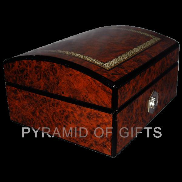 Фото - хьюмидор сигарный - Pyramid Of Gifts