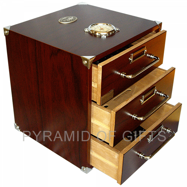 Фото - хьюмидор для сигар - Pyramid Of Gifts