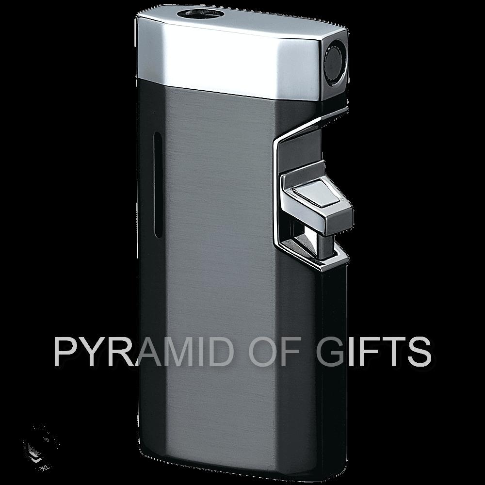 Фото - BM5-02 - зажигалка sarome газовая пьезо-турбо - Pyramid Of Gifts