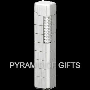 Фото - Зажигалка кремниевая газовая SAROME - PSD36-01 трубочная - Pyramid Of Gifts