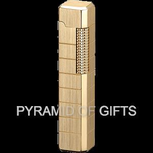 Фото - Кремниевая зажигалка трубочная SAROME - PSD36-02 газовая - Pyramid Of Gifts