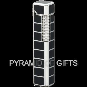 Фото - Зажигалка для курительной трубки газовая SAROME - PSD36-04 кремниевая - Pyramid Of Gifts