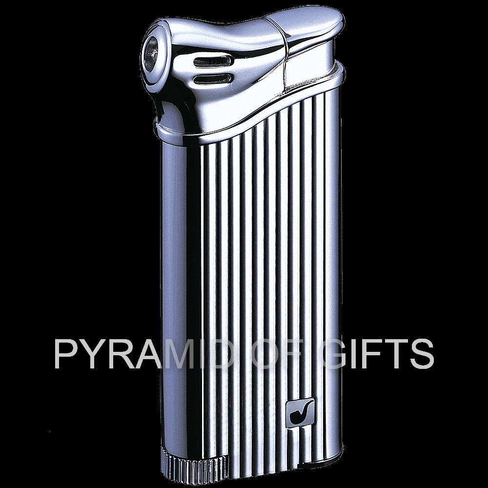Фото - PSP3-02 - зажигалка sarome газовая трубочная пьезо - Pyramid Of Gifts