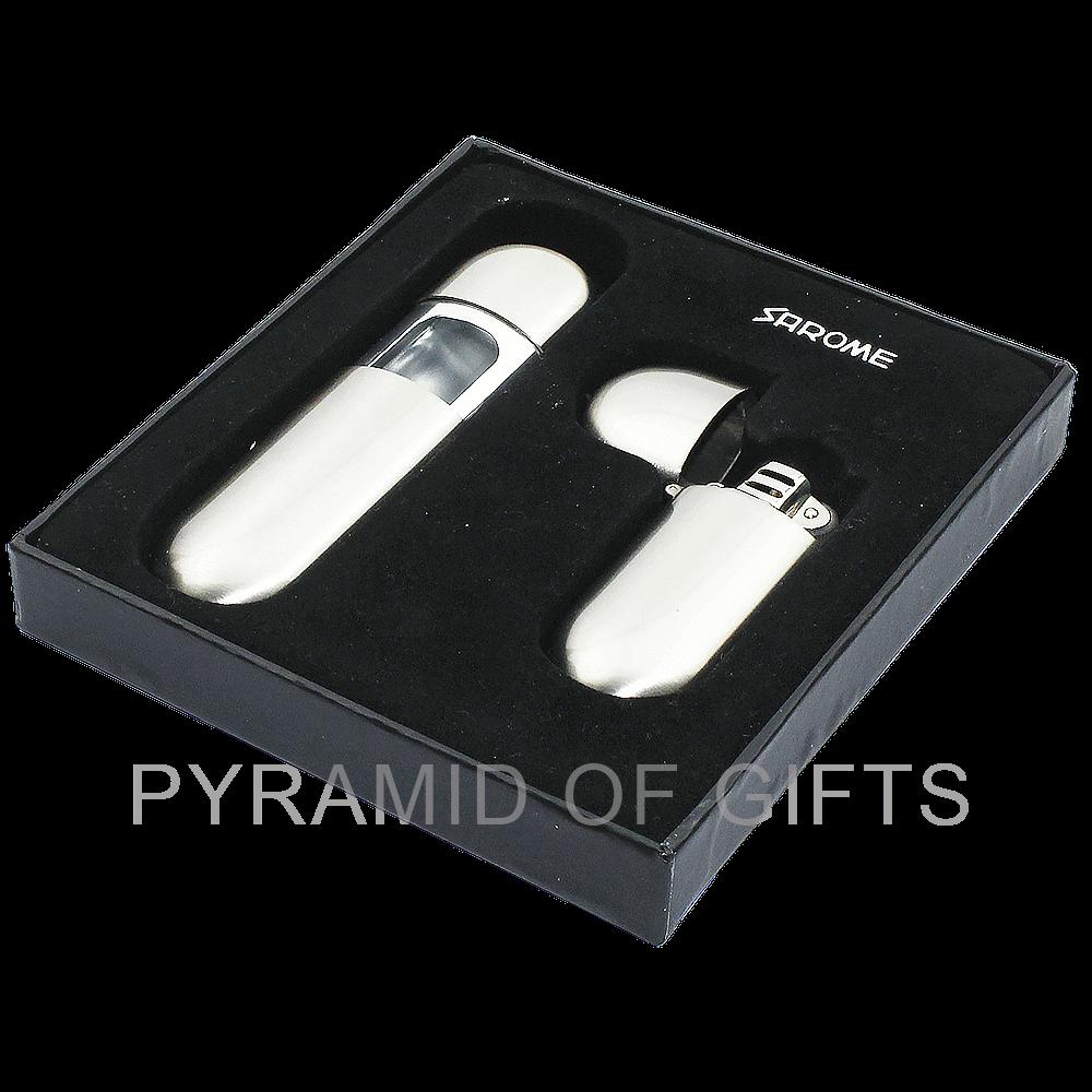 Фото - Карманный, курительный набор для сигарет - Pyramid Of Gifts