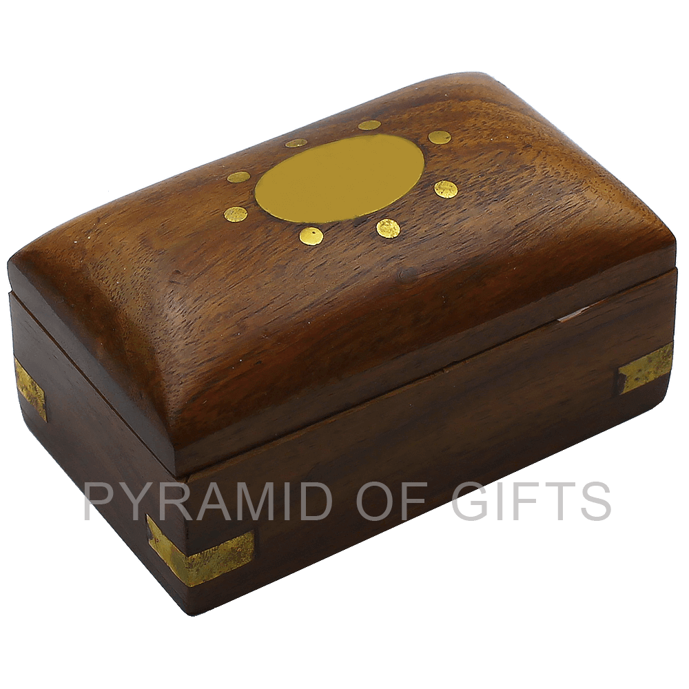 Фото - Деревянная шкатулка – Pyramid Of Gifts